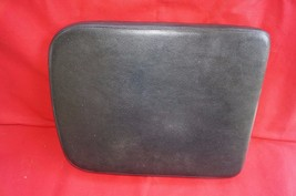 02-05 Dodge Ram 1500 2500 3500 Center Console Jump Seat Lid Cover Arm Rest Black