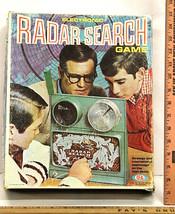 Vintage 1969 Ideal Radar Search Game Electronic High Sea Espionage No. 2114-7 - $32.71
