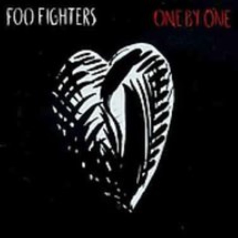 One By One - China by Foo Fighters Cd
