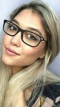 New BURBERRY B 9521 3535 55mm Matte Gray Eyeglasses Frame - $149.99