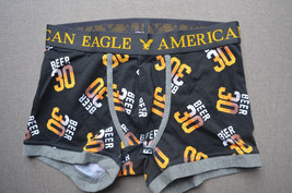 "American Eagle Outfitters Low-Rise Shorter Trunk ""Beer 30"" DIFFERENT SIZES - $263,57 MXN"