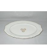 "Limoges Edition Christofle White with Gold Shells Porcelain China 13"" Pl... - $65.00"