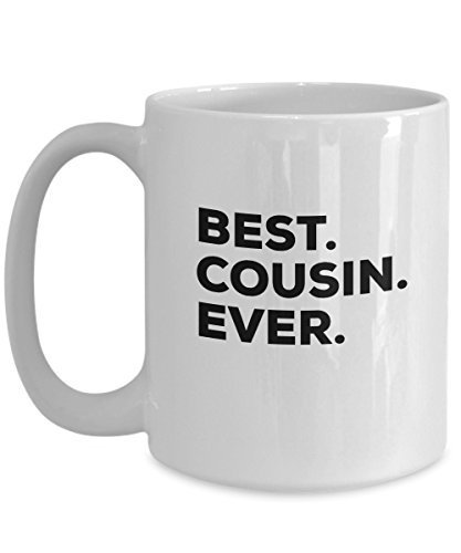 Best Cousin Mug - Coffee Cup For Cousins - Favorite I Love My Cousin - 1 - Best