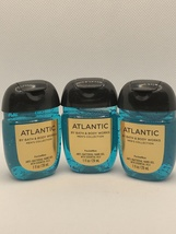 Bath and & Body Works Mens Atlantis Pocketbac New! Lot of 3 - $19.99
