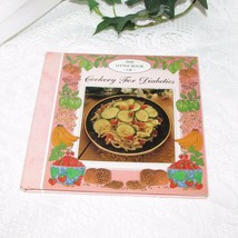 THE LITTLE BOOK OF COOKERY FOR DIABETICS COOKBOOK RECIPES 1995 HEALTH & ... - $6.79