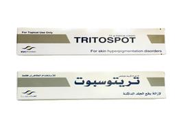 3 PACKS TRITOSPOT CREAM WHITENING Cream for Skin Hyperpigmentation Problems - $27.70