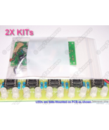 LM358 Audio Sound Level Indicator DIY KIT 10-Level (LED VU Meter, MIC) -... - $9.89