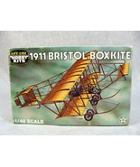 LIFE-LIKE HOBBY KITS 1911 BRISTOL BOXKITE AIRPLANE 1:48 MODEL KIT NEW! - $24.74