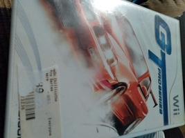 Nintendo Wii  GT Pro Series image 1