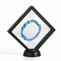 Jewelry Holder Box Fashion Transparent Bracelet Suspended New Display Ca... - $8.05