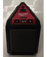 Milwaukee 2592 M12-V Li-Ion Cordless Bluetooth Wireless Jobsite Speaker Tool O - $41.58