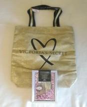 Victoria's Secret Tease Rebel Gift Set & Glitter Large Tote Bag New - $37.36