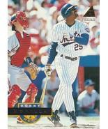 1994 Pinnacle #33 Bobby Bonilla  - $0.50