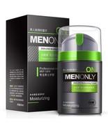 Men Moisturizer Facial Cream Hydrating Acne Treatment Oil Control Male F... - $10.27
