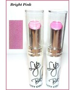 "NEW LOT OF 2 ""CITY COLOR"" CREAMY LIP BALM  Bright Pink  FREE SHIP + FREE... - $10.95"
