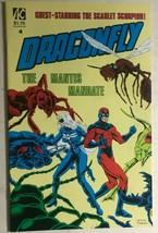 Dragonfly #4 (1986) Ac Comics Color Gga Fine - $12.86