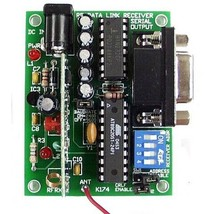RF Data Link Serial Receiver - Requires Assembly - $47.49