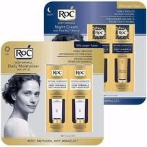 RoC Retinol Correxion Daily Moisturizer or Night Cream 1.1 fl oz., 2-count - $31.99