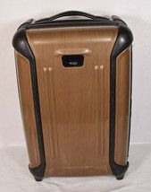 Tumi Vapor International Hard Shell Carry on Suitcase 2800BZ Bronze   - $69.30