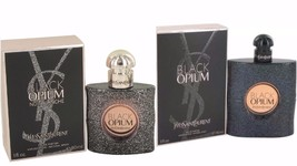 BLACK OPIUM + Nuit Blanche Perfume Yves Saint Laurent EDP Spray 1 oz 3 o... - $76.99+