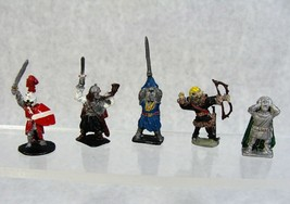 1970's DUNGEONS AND DRAGONS D&D MINIATURES FIGURE RAL PARTHA/CUSTOM CAST... - $24.74
