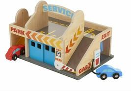Melissa & Doug - Service Station Parking Garage - New - Ages 3+ - $32.71