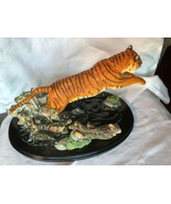 Lenox River Of The Tiger Sculpture Mint in Box 2013 - $31.99