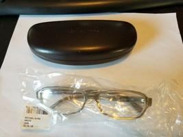 Michael Kors Eyeglass Frame MK 270 52-16-135 239 Light Gray Translucent NEW - $37.14