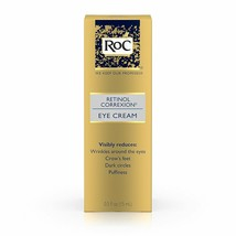 RoC Retinol Correxion Eye Cream, 0.5 Ounce  - Worldwide Free Shipping - $27.99