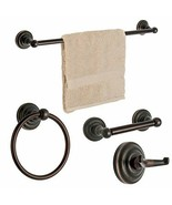 Hardware 3800-ORB-4PC Palisades Series Bathroom Hardware Set - $86.42