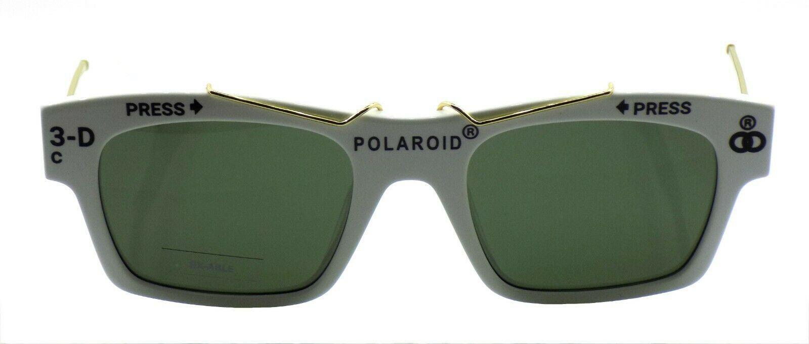 Polaroid PLD 6045/S/X VK6UC Men's Sunglasses Polarized 50-21-150 White / Gray