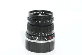 Leica Summicron-M 50mm f2 f/2  for Leica M camera  - $1,187.01