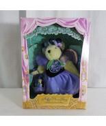 Muffy Vanderbear The Plum Fairy 1998 North American Bear Co - $34.86