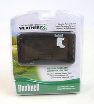 BUSHNELL 7 Day Wireless Forecaster Weather FXI FX Golf  - $22.76
