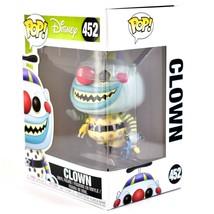 Funko Pop! Disney Nightmare Before Christmas 25 Years Clown 452 Vinyl Figure image 2