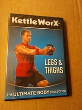 lKettle Word Legs & Thighs DVD the ultimate body collection - $6.99