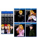 Legend of the Galactic Heroes 21-Disc Anniversary Bluray Box Collection ... - $183.99