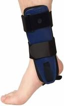 Velpeau Ankle Brace-Stirrup Ankle Splint, Size L, Right Foot