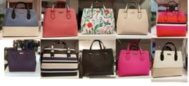 Kate Spade New York Laurel Way Evangelie Saffiano Leather Shoulder Bag S... - $189.99+