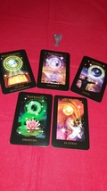 Angels of Atlantis Oracle Cards Reading with FIVE cards. ONE QUESTION  - $25.55