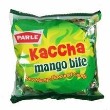 Parle Candy - Kaccha Mango bite Toffee 100 Pcs New Kaccha Mango Bite CANDY India - $11.49