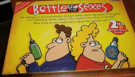 Board Game Battle Of The Sexes 2nd Edition Brand New/Sealed - $19.99