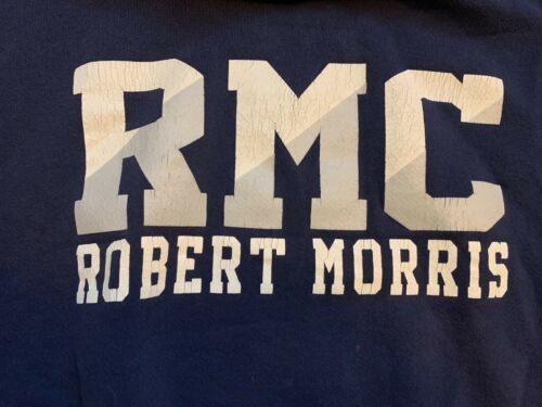 Robert Morris University Champion sweatshirt Vintage Made In USA XL image 2