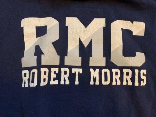 Robert Morris University Champion sweatshirt Vintage Made In USA XL