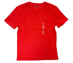 Tommy Hilfiger Kids T-shirt Boys Red- XXS (2-3) - $18.99