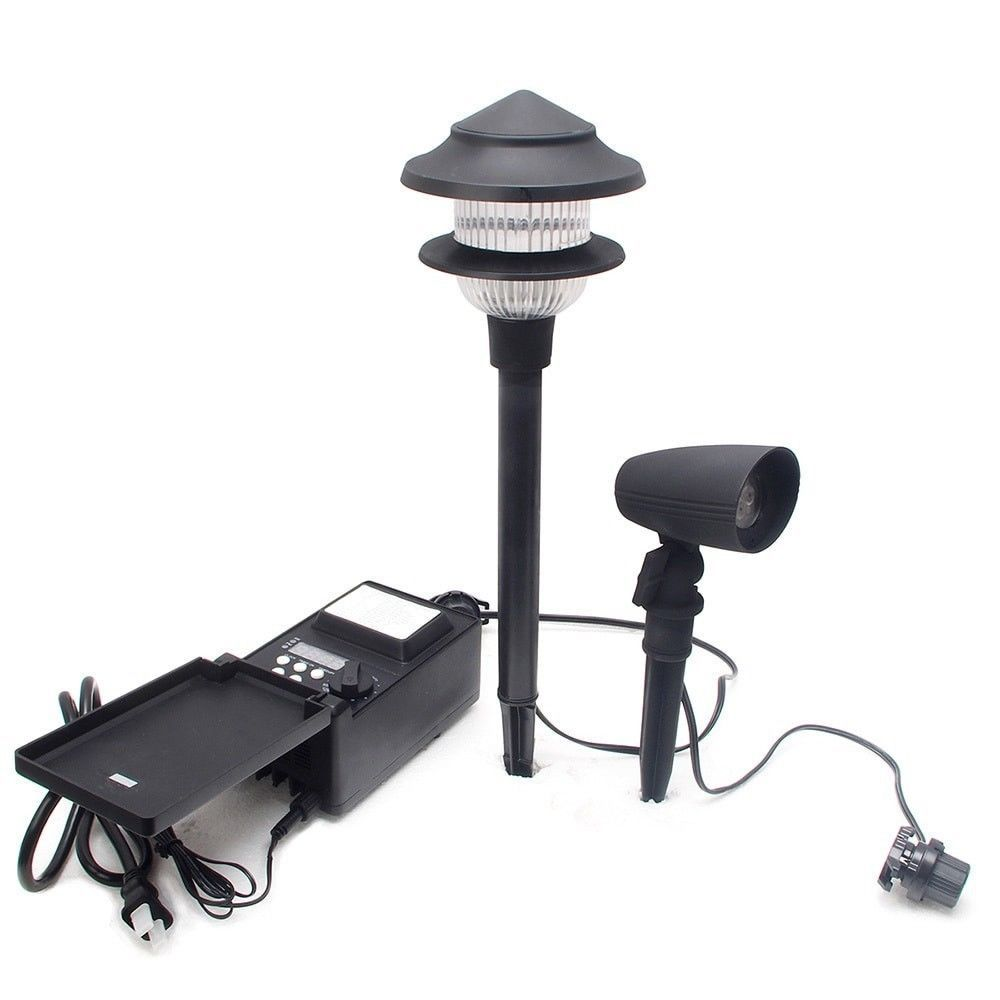 Low Voltage Landscape Light Kit Led Pathway And 50 Similar Items 12 Foot Swag Chain By Westinghouse Electric New 57