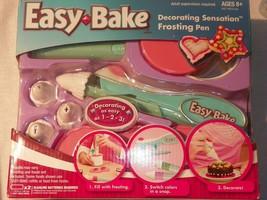 Easy Bake Decorating Sensation Frosting Pen - $9.90