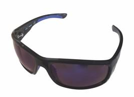 Timberland Mens Sunglass Matt Black, Smoke Blue Flash Len Plastic Wrap T... - $17.99