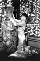 Anna May Wong Striking Pose by Chinese Vase 24x18 Poster - $23.99