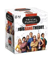 USAopoly The Big Bang Theory Trivial Pursuit Board Game [New] - $29.99